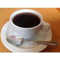 水曜限定美味しい鯛cafeコーヒー100えん券!