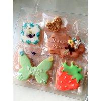奈良アイシングクッキー教室sweetroom