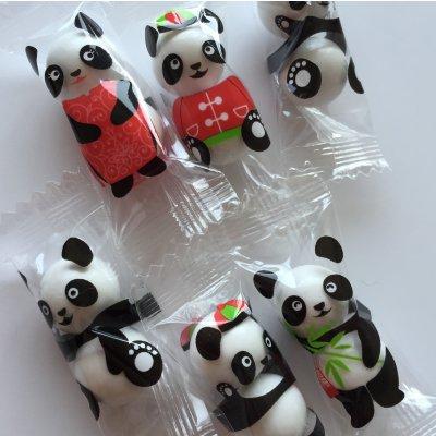 パンダのチョコレートボール500g/かわいいパンダが勢ぞろい♪