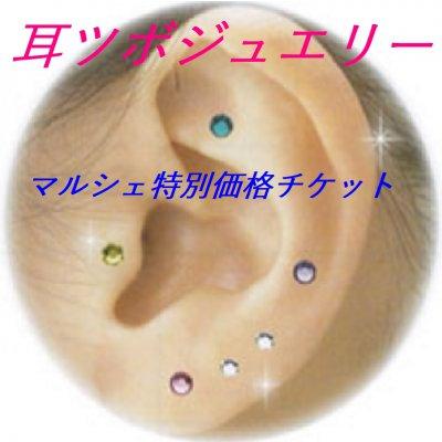 【9/9.10 なおっちマルシェ専用】耳ツボジュエリー