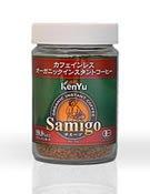 カフェインレス オーガニックインスタントコーヒー SAMIGO   99.8%以上カフェインカット