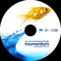 【NCDV0006】 NORcommunications 3rd Rally 「MOMENTUM」 & XmasParty2012 2枚組DVD