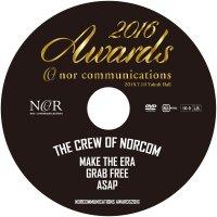 【NCDV0009】 NORcommunications AWARDS 2016 & XmasParty2015 2枚組DVD
