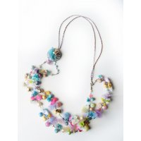 teru-teru beads  ネックレス 01