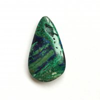 アズロマラカイト/2(azurmalachite)和訳:藍銅鉱(らんどうこう)+孔雀石(くじゃくせき)