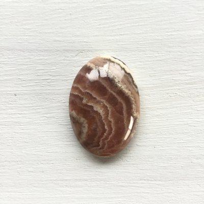 インカローズ(Incarose)ペルー産 和名:菱マンガン鉱(りょうまんがんこう)