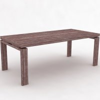"Natural Line ""Sandy Dining Table"""