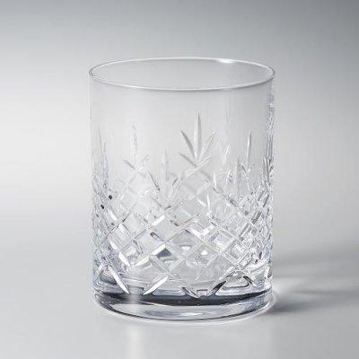ボヘミヤロックグラス