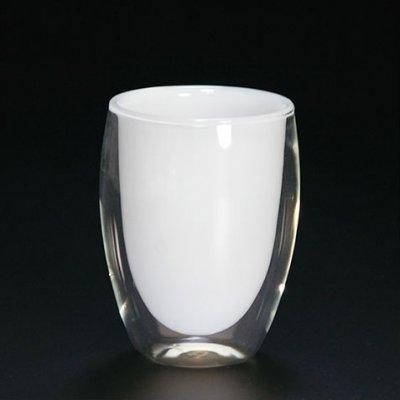 タンブラー(2層グラス)