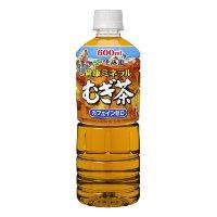 健康ミネラル麦茶 600mlペットボトル 6本セット