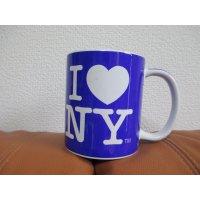 I LOVE NEWYORK のマグカップI LOVE ...