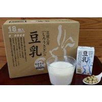 豆腐工房 しろうさぎの豆乳 1箱(125ml×18本)