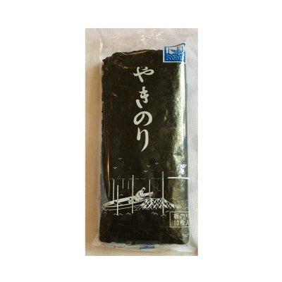 【店頭払い専用】【ポイント10%】焼き海苔 1帖サイズ