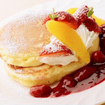 「フルーツパンケーキ」チケットの画像1