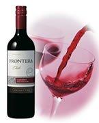 コンチャイトロ フロンテラ カベルネソ-ヴィニヨン 750ml瓶