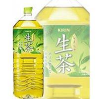 キリン 生茶 2L×6本  2000 ml