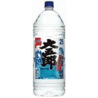 4Lペットボトル 大五郎 アサヒビール  アサヒ甲類焼酎25度 2700円