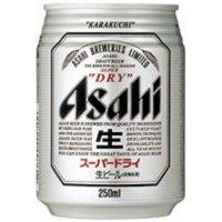 250ml  アサヒ スーパードライ 6×4  4730円