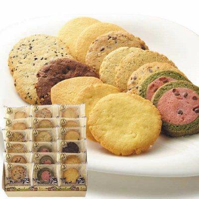 【送料無料】【夏の贈りもの(お中元)】ステラおばさんのクッキー ステラズセレクト(M) E-30 3240円