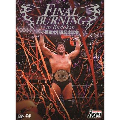 [DVD] FINAL BURNING in Budokan 小橋建太引退記念試合の画像1