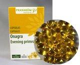 イブニングプリムローズ・カプセル(月見草オイル) プラナロム社のカプセルサプリメン 安心のアロマテラピー精油とオーガニック植物油を配合した栄養補助食品