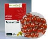 アロマストレス・カプセル プラナロム社のカプセルサプリメン 安心のアロマテラピー精油とオーガニック植物油を配合した栄養補助食品
