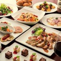 【竹内チーム様専用・当日店頭払い】サーロインステーキと旬野菜と魚介のパスタコース*◇