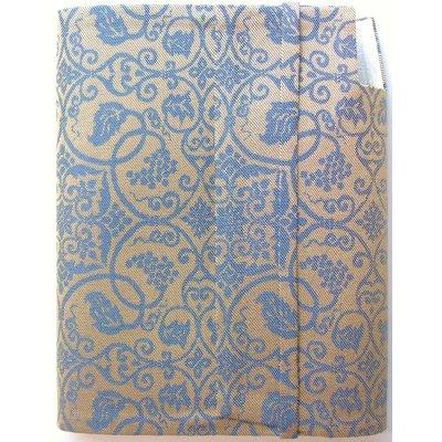 【かる〜い わ手帖】日本の伝統美を活かした「和布と和紙の自由帳」