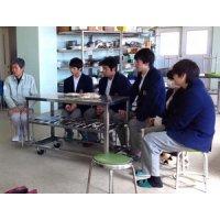 三谷水産の実習船「愛知丸」が釣ったカツオを使用! 愛知丸せんべい