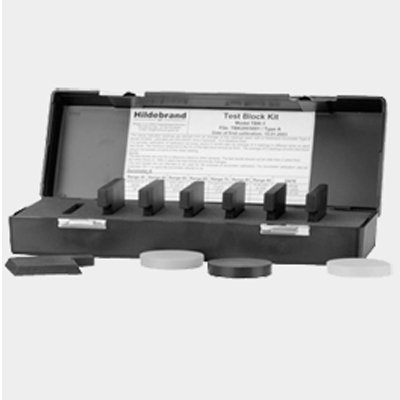 デュロメーターD用3種テストブロック KT-LD0556