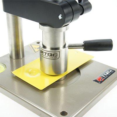 TQC ダイレクトインパクトテスター ISO6272-1& ASTM 旧D2794キット KT-SP1891