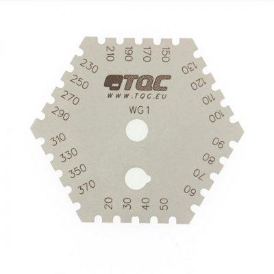 TQC くし形ウェットフィルム膜厚計  KT-SP4000