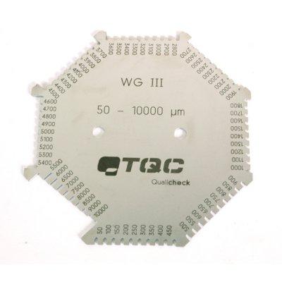 TQC くし形ウェットフィルム膜厚計  KT-SP4020