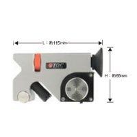TQC スーパーPIG(くさび形切削膜厚計) カッター