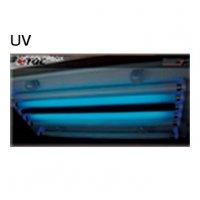 TQC カラーボックス スペア照明ランプ(BULB) ランプUV(ブラックライト) KT-VF0609