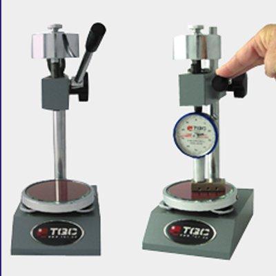 ショア硬度計専用テストスタンド KT-LD0559