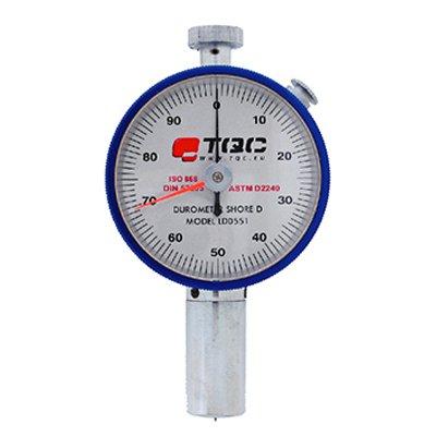 TQC シェア硬度デュロメーターD KT-LD0551 高硬さ用タイプD