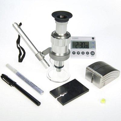 TQC ブッフホルツ硬度計 KT-SP1900