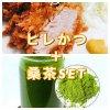 ヒレかつ+桑茶SET