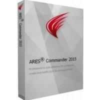 DWG互換3DCAD ARES Commmander2015 Windows版 スタンドアロン (アレスコ...