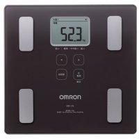 オムロン (OMRON) 体重体組成計 カラダスキャン(HBF-214) ブラウン