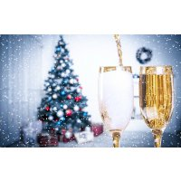 【11月20日より販売開始!お得な前売り券!!】12月13日 X'masに飲みたい贅沢ワインⅡの会