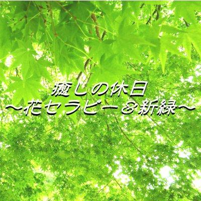 【5月21日(日)開催】癒しの休日~飯能河原で花セラピー~