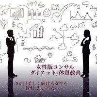女性版コンサルWEBチケット/ダイエット、体質改善/2時間2万円税込み