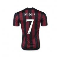 ACミラン サッカー ユニフォーム 2016 ホーム カラー 背番号7