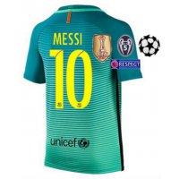 2017 FC バルセロナ ユニフォーム サード 半袖 背番号10