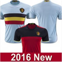 2016ベルギーサッカージャージ サッカー...