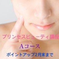 【銀行振込のみ】プリンセスビューティ講座 Aコース