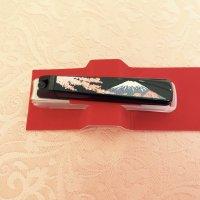 貝印製 蒔絵爪切り ミニサイズ 【富士山】