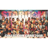 STARDOM COLLECTION CARD2018